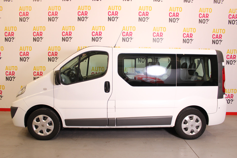 occasion renault trafic passenger l1h1 dci 90 authentique. Black Bedroom Furniture Sets. Home Design Ideas