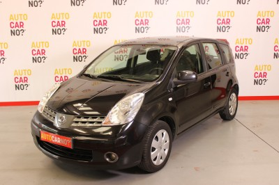 Photo occasion NISSAN Note 1.5 DCI 86 MIX Noir Diesel 3/4