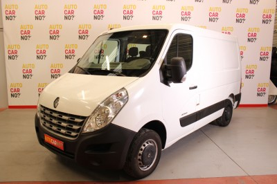 Photo occasion RENAULT Master III 100.28 Cb 9pl L1h1 Blanc Diesel