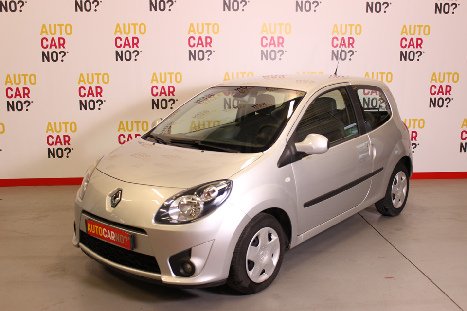 occasion renault twingo ii 1 5 dci 65 dynamique gris clair diesel 7963 auto car no. Black Bedroom Furniture Sets. Home Design Ideas