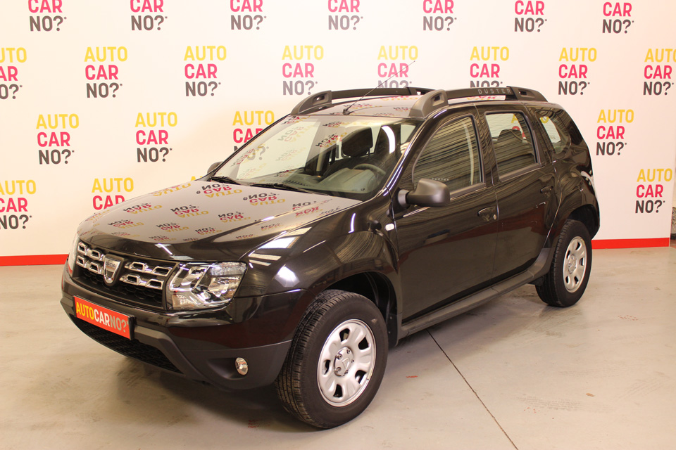 occasion dacia duster 1 5 dci 110 fap laureate 4x2 noir. Black Bedroom Furniture Sets. Home Design Ideas
