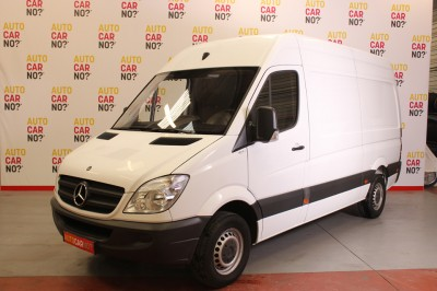 Photo occasion MERCEDES Sprinter 2.1TD 310CDI 37S 3.2 T Blanc Diesel