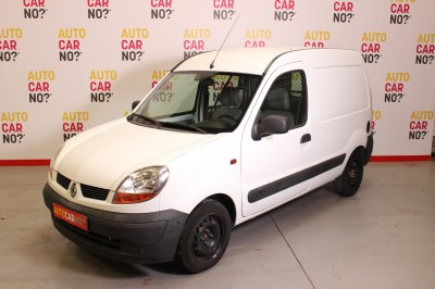 Photo occasion RENAULT Kangoo Express 1.5 DCI 70 CONFORT Blanc Diesel