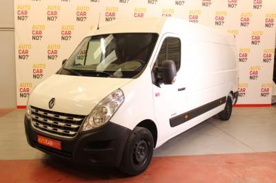 Voiture occasion RENAULT Master L3H2 Dci 100 Grand Confort Blanc Diesel Nimes Gard