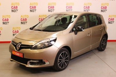Voiture occasion RENAULT Scenic 1.5 dCi 110 Energy Bose eco 2 Gris Diesel Montpellier Hérault