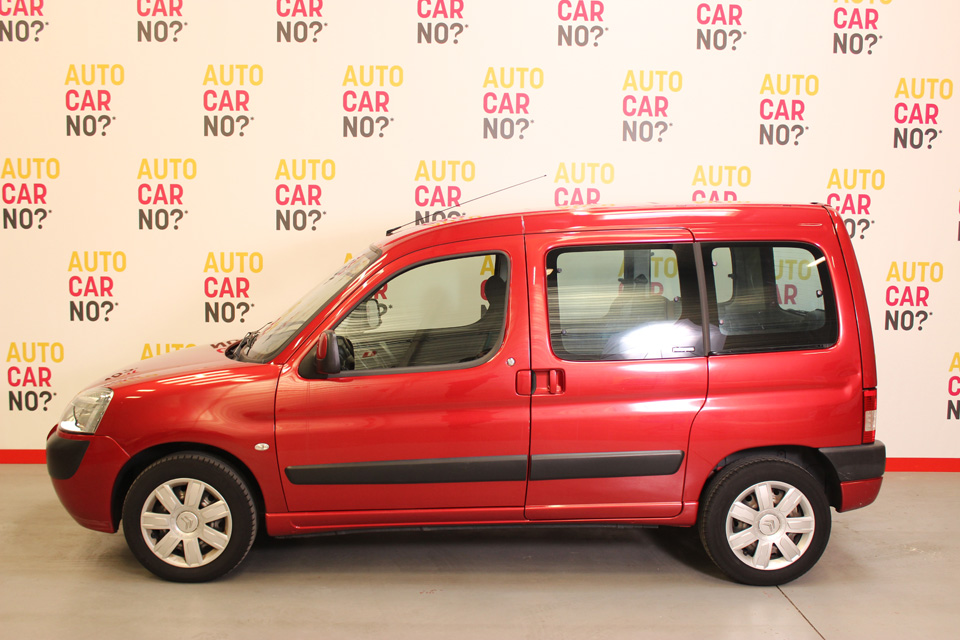 occasion citroen berlingo 1 6 hdi multispace 5p rouge diesel avignon 8128 auto car no