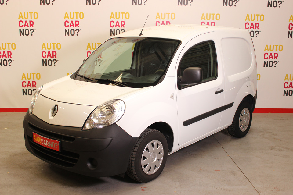 occasion renault kangoo express compact extra dci70 blanc. Black Bedroom Furniture Sets. Home Design Ideas
