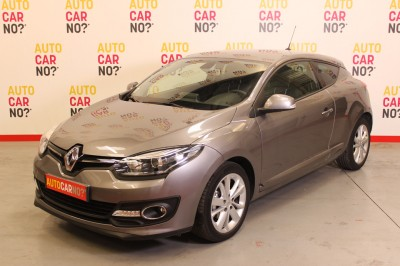 Voiture occasion RENAULT Megane Coupe COUPE 1.5 DCI 95 FAP INTENS ECO2 Gris Diesel Nimes Gard