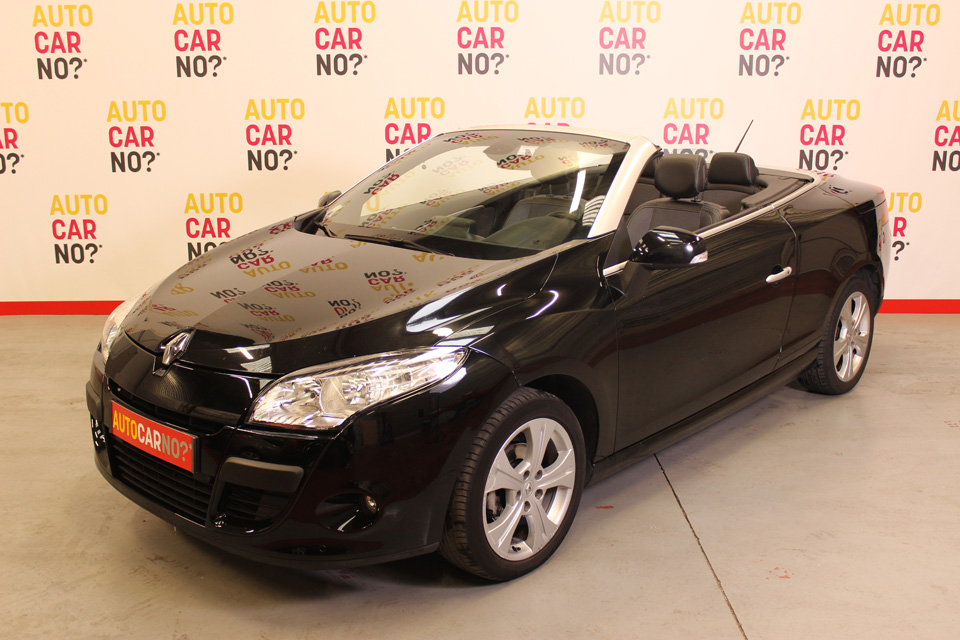 occasion renault megane iii coupe cabriolet 1 9 dci 130. Black Bedroom Furniture Sets. Home Design Ideas