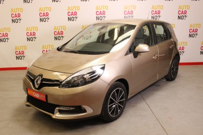 Voiture occasion RENAULT SCENIC III 1.5 DCI 110 ENERGY EXPRESSION ECO2 Beige Diesel Nimes Gard