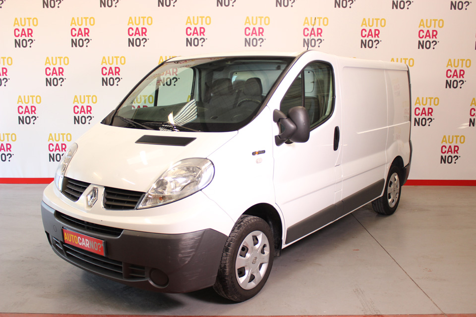 occasion renault trafic l1h1 dci 115 extra blanc diesel. Black Bedroom Furniture Sets. Home Design Ideas