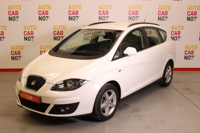 Voiture occasion SEAT Altea XL 1.6 TDI 105 FAP CR S&S REFERENCE COPA Blanc Diesel Nimes Gard