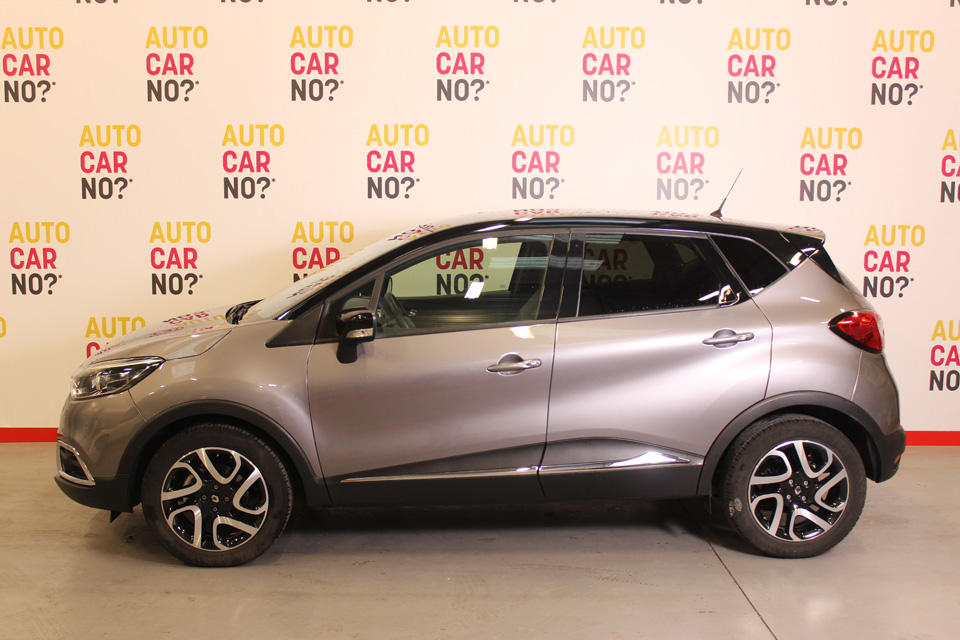 occasion renault captur 1 5 dci 90 energy s s intens eco2 gris diesel arles 8140 auto car no