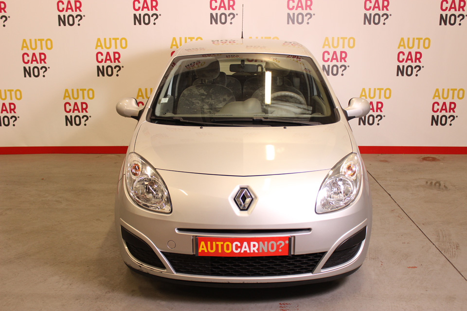 occasion renault twingo 1 5 dci 65 helios gris diesel. Black Bedroom Furniture Sets. Home Design Ideas
