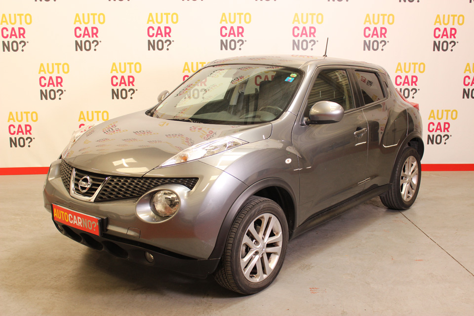 occasion nissan juke 1 5 dci 110 fap acenta gris diesel al s nos v hicules utilitaires d. Black Bedroom Furniture Sets. Home Design Ideas