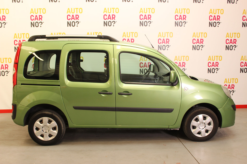 occasion renault kangoo 2 1 5 dci 85 privilege vert diesel avignon 8213 auto car no. Black Bedroom Furniture Sets. Home Design Ideas