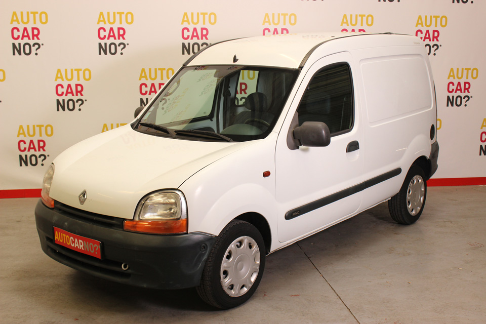 occasion renault kangoo express 1 9 d 65 rnc blanc diesel. Black Bedroom Furniture Sets. Home Design Ideas