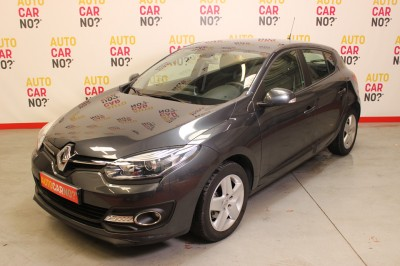Voiture occasion RENAULT MEGANE III 1.5 DCI 110 ENERGY FAP BUSINESS ECO2 Gris Diesel Nimes Gard