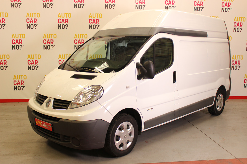 occasion renault trafic 2 l2h2 dci 115 grand confort blanc. Black Bedroom Furniture Sets. Home Design Ideas