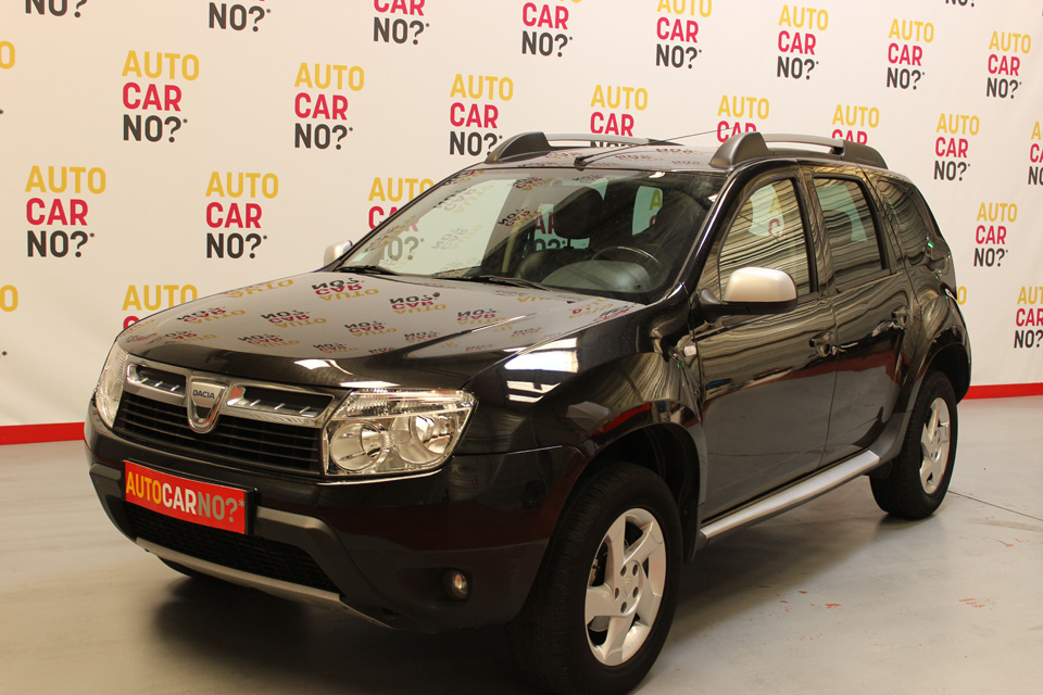 occasion dacia duster 1 5 dci 110 4x2 prestige noir diesel. Black Bedroom Furniture Sets. Home Design Ideas