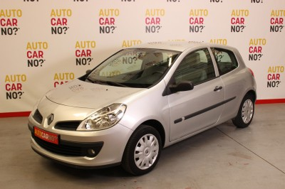 Voiture occasion RENAULT CLIO 3 1.2 16S 75 CONFORT PACK CLIM EXPRESSION 3P GRIS Essence Nimes Gard