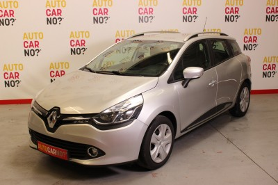 Voiture occasion RENAULT CLIO 4 ESTATE 1.5 DCI 90 ENERGY BUSINESS ECO2 Gris Diesel Nimes Gard