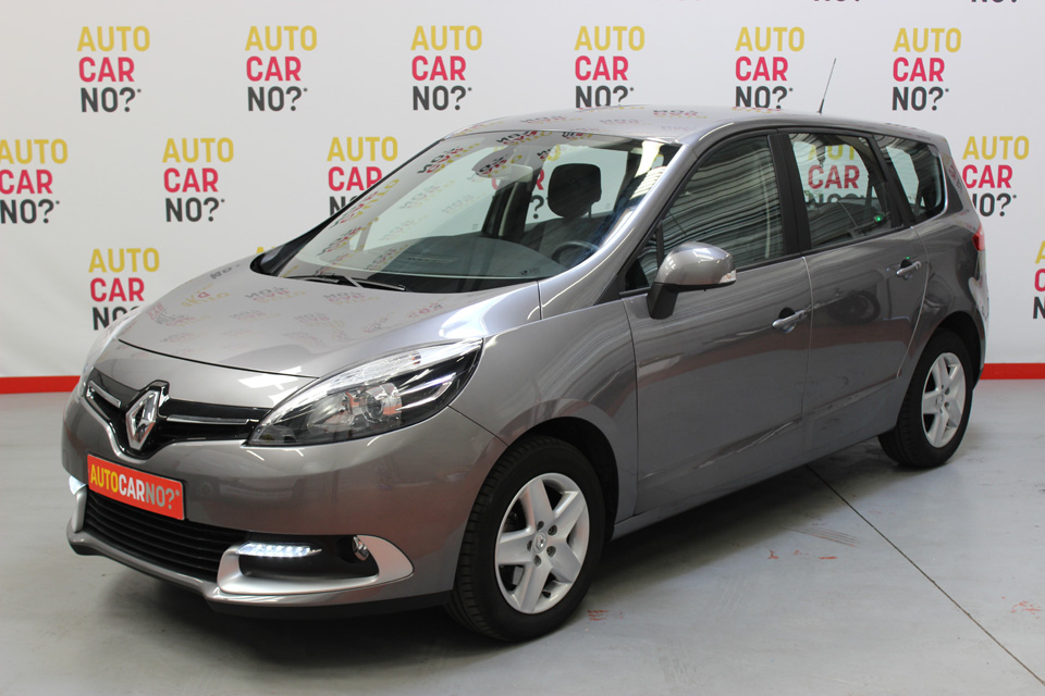occasion renault grand scenic 3 1 6 dci 130 energy business 7pl eco2 gris diesel nimes 8264