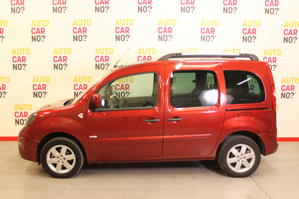 occasion renault kangoo 2 1 5 dci 85 tomtom edition rouge diesel nimes 8233 auto car no. Black Bedroom Furniture Sets. Home Design Ideas