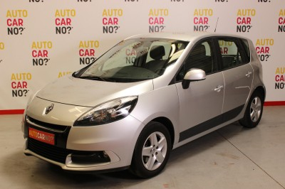 Voiture occasion RENAULT SCENIC 3 1.5 DCI 110 FAP EXPRESSION GRIS Diesel Nimes Gard