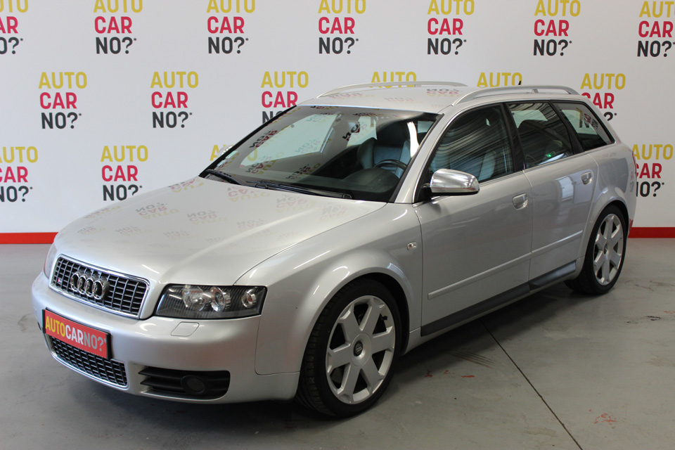 occasion audi s4 avant avant 4 2 v8 344 quattro gris. Black Bedroom Furniture Sets. Home Design Ideas