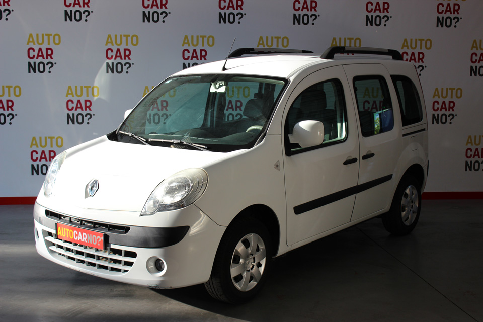 occasion renault kangoo 2 1 5 dci 105 privilege blanc. Black Bedroom Furniture Sets. Home Design Ideas