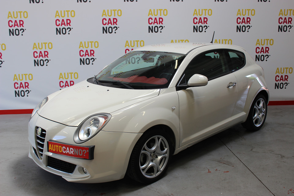 occasion alfa romeo mito 1 3 jtdm 90 distinctive blanc diesel montpellier nos occasions au. Black Bedroom Furniture Sets. Home Design Ideas