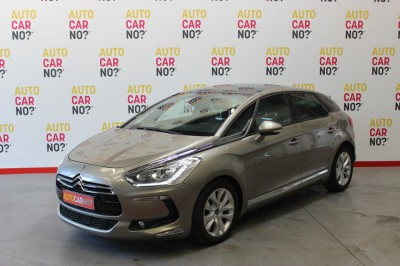 Voiture occasion CITROEN DS5 HDI 160 EXECUTIVE BVA6 GRIS Diesel Alès Gard