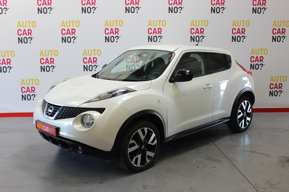 occasion nissan juke 1 5 dci 110 stop start connect edition blanc diesel nimes 8352 auto car no. Black Bedroom Furniture Sets. Home Design Ideas
