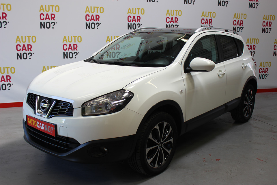 occasion nissan qashqai 1 5 dci 110 fap connect edition blanc diesel montpellier 8345 auto. Black Bedroom Furniture Sets. Home Design Ideas