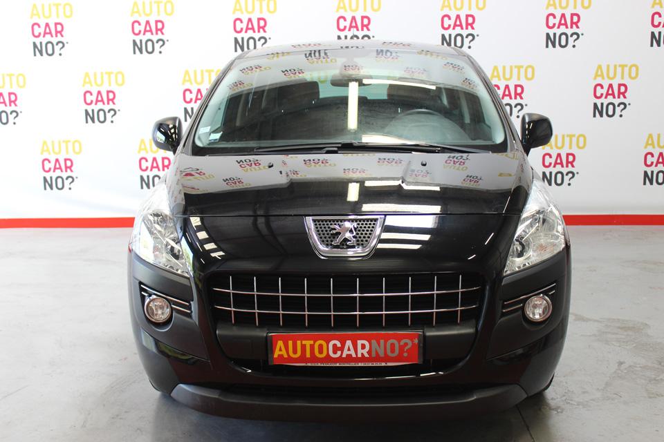 occasion peugeot 3008 1 6 hdi 110 premium noir diesel nimes 8339 auto car no. Black Bedroom Furniture Sets. Home Design Ideas