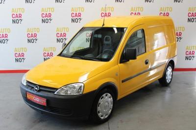 Voiture occasion OPEL COMBO CARGO 1.3 CDTI 70 JAUNE Diesel Alès Gard