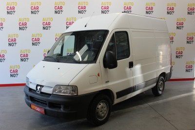 Voiture occasion PEUGEOT BOXER 290CS FOURGON TOLE PACK CD CLIM 2.2 HDI BLANC Diesel Nimes Gard