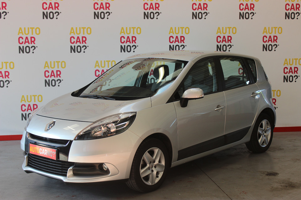 occasion renault scenic 3 1 6 dci 130 energy fap expression eco2 gris diesel nimes 8368 auto. Black Bedroom Furniture Sets. Home Design Ideas