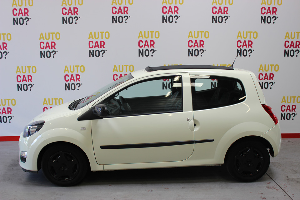 occasion renault twingo 2 1 5 dci 75 eco2 summertime beige. Black Bedroom Furniture Sets. Home Design Ideas