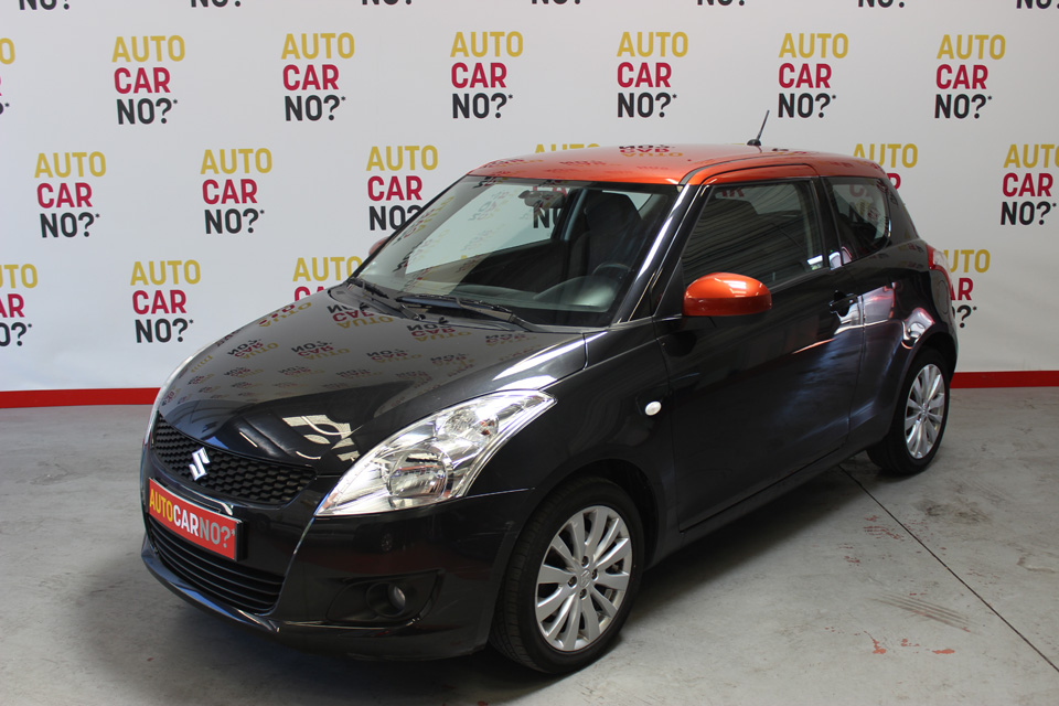 occasion suzuki swift 3 1 2 vvt so color 3p noir essence montpellier nos citadines d 39 occasion