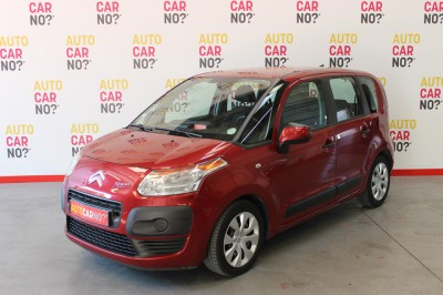 Voiture occasion CITROEN C3 PICASSO HDI 90 CONFORT ROUGE Diesel Nimes Gard