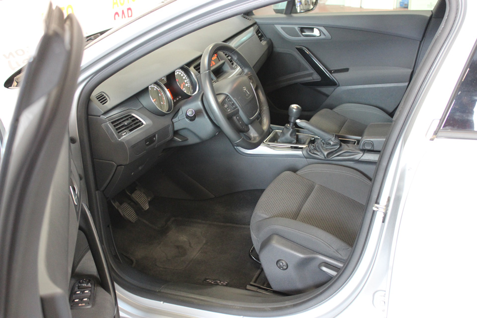 occasion peugeot 508 2 0 hdi fap 140 active gris diesel arles 8395 auto car no. Black Bedroom Furniture Sets. Home Design Ideas