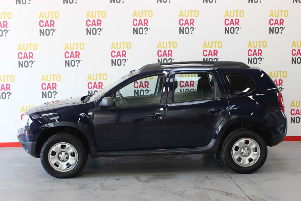 occasion dacia duster 1 5 dci 90 4x2 laureate bleu diesel. Black Bedroom Furniture Sets. Home Design Ideas