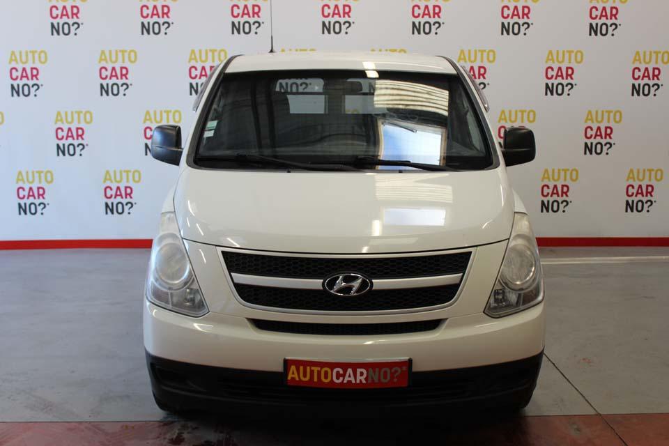 occasion hyundai h1 van 2 5 crdi 170 3pl blanc diesel nimes 8467 auto car no. Black Bedroom Furniture Sets. Home Design Ideas