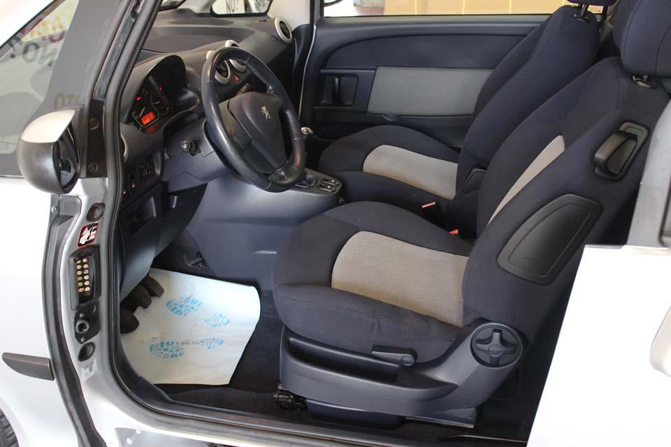 occasion peugeot 1007 1 4 hdi 70 dolce gris diesel avignon 8436 auto car no. Black Bedroom Furniture Sets. Home Design Ideas
