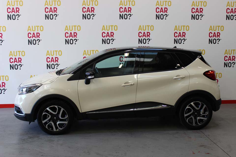 occasion renault captur 1 5 dci 90 intens edc eco2 beige. Black Bedroom Furniture Sets. Home Design Ideas