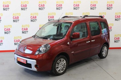 Voiture occasion RENAULT KANGOO 2 1.5 DCI 90 FAP TOMTOM EDITION ROUGE Diesel Nimes Gard