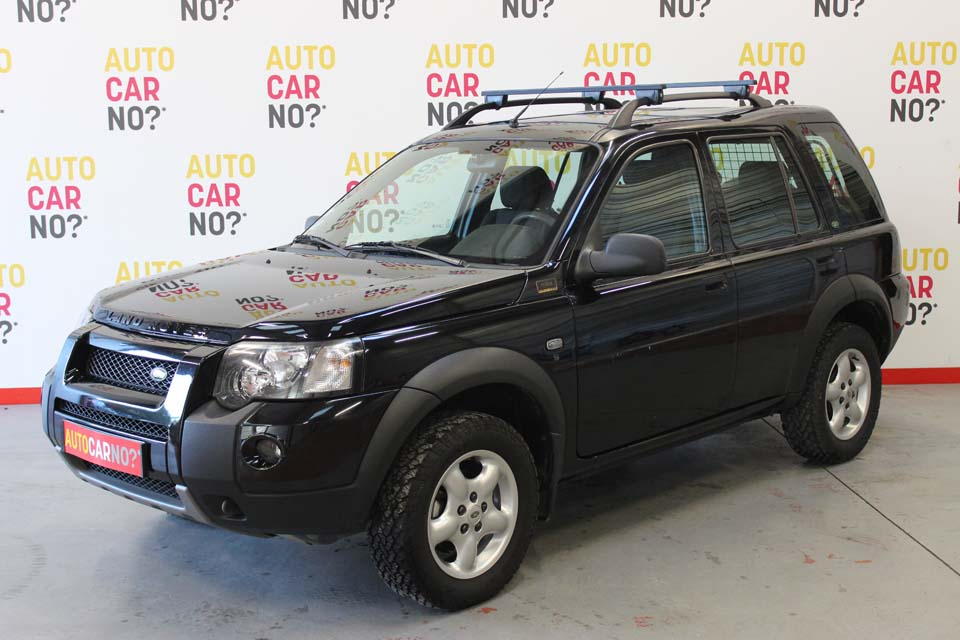 occasion land rover freelander td4 s 5p noir diesel arles. Black Bedroom Furniture Sets. Home Design Ideas