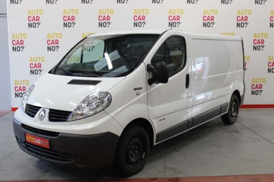 voiture occasion renault trafic 2 l2h1 dci 115 extra blanc diesel al s gard. Black Bedroom Furniture Sets. Home Design Ideas